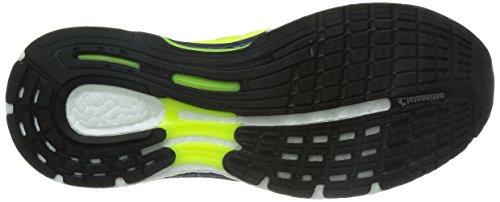 adidas Supernova Sequence 8, Chaussures de Sport Homme Jaune - Yellow (Solar Yellow/Solar Yellow/Collegiate Navy)