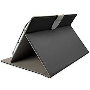 "Ahha Universal Flip Folder Case Cover Max for Tablet 7"" inch - Black (A-TC00A070-UM01)"