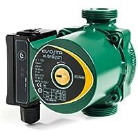 """Circulador electrónico """"Evosta"""", bomba indicada para la circulación de fluido vectorial para instalaciones de paneles solares y de calefacción tradicional Garantiza un correcto funcionamiento y una elevada eficiencia."""