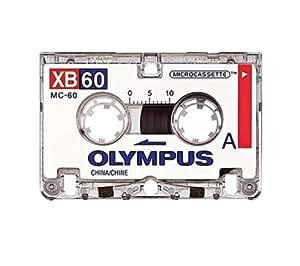 Olympus XB 60 - Microcassette - 1 x 60min