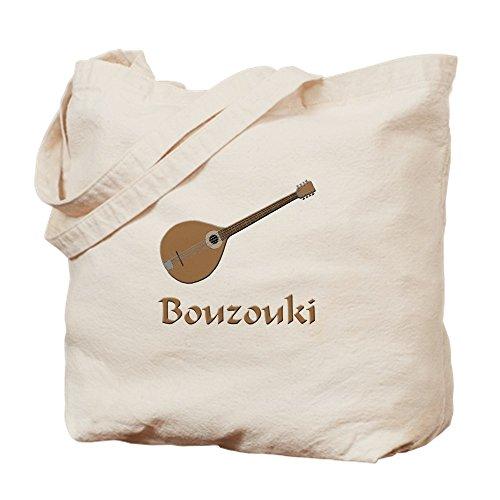 CafePress Bouzouki Tragetasche, canvas, khaki, S
