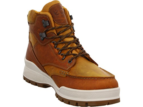 Ecco Track 25, Chaussures Multisport Outdoor Homme AMBER/OAK