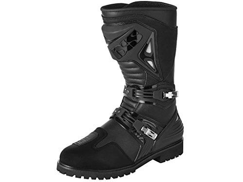 IXS Stiefel Trail , Farbe schwarz, Größe 46
