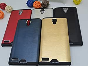 Light weight back cover for Xiaomi Redmi Note color Black