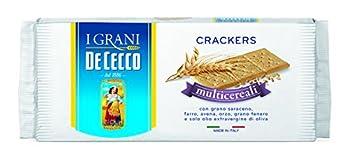 De Cecco Crackers Multicéréale 250 g