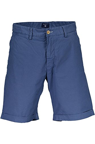 GANT Herren Regular Summer Shorts blau 475