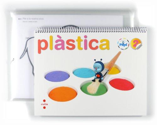 Plàstica. 2 Primària. Connecta amb Pupi - 9788466125772