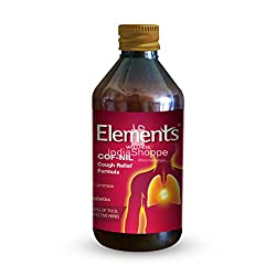 Elements Cof-Nil Cough Relief Formula 100ML (Glass, Full)
