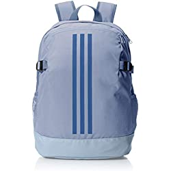 adidas BP Power IV, Mochila Unisex Adultos, Azul (Acenat/Acenat/Indnob), M