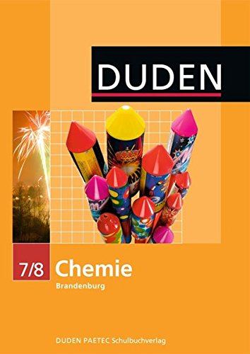 Duden Chemie - Sekundarstufe I - Brandenburg: 7./8. Schuljahr - Schülerbuch