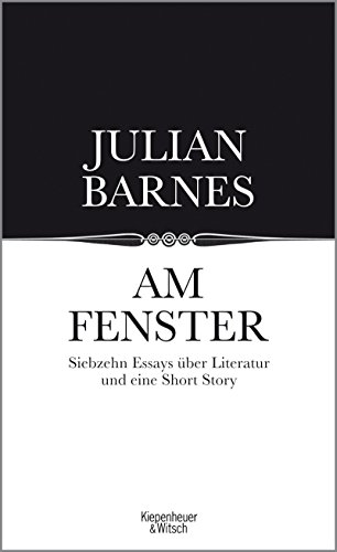 Am Fenster: Essays