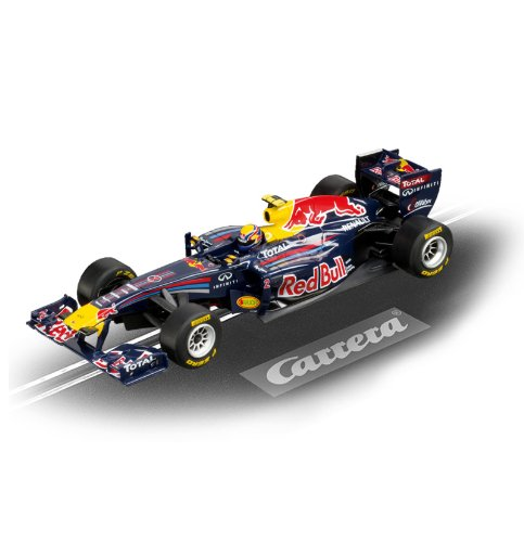 Carrera-Digital-132-20030629-Voiture-Miniature-et-Circuit-Red-Bull-RB7-Mark-Webber-No2