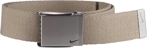 Nike Men's Swoosh Web Belt - Cotton Web Belt