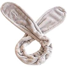ecmqs – Banda de Cabello para Mujeres/niñas alambre de Spa diadema Large ajustable de