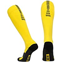 Biback Calcetines de Entrenamiento de fútbol, Calcetines Deportivos Antideslizantes para Adultos, Antideslizantes Calcetines Deportivos