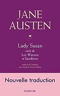 Lady Susan - Les Watson - Sanditon par Jane Austen