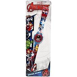 Reloj niño cuarzo Avengers Hulk Ironman Marvel Comics