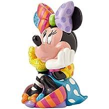 ENESCO 4057041Minnie Mouse Big (1250) Figur Kunstharz Mehrfarbig 42x 25x 41cm