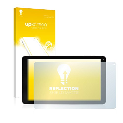 upscreen Matt Schutzfolie für Blaupunkt Atlantis 1001A - Entspiegelt, Anti-Reflex, Anti-Fingerprint