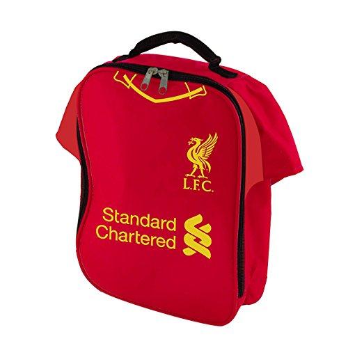 Liverpool FC Para Niños Chicos Oficial Aislado Camiseta De Fútbol Fiambrera/Enfriador - Multi-color, Unitalla