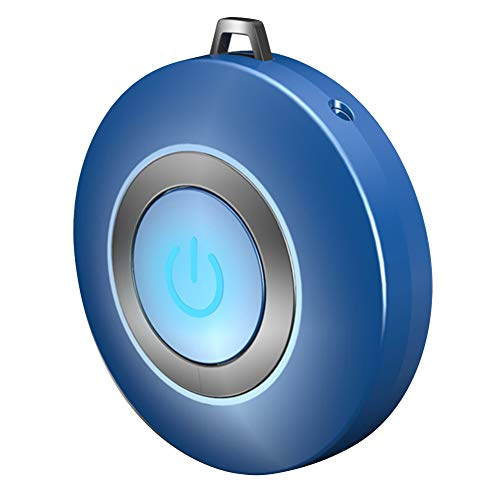 Syfinee Personal Air Purifier Necklace Wearable Mini Portable Negative Ion Generator for Adults Kids