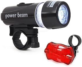 Power Beam WJ-101 Head Light and Tail Light
