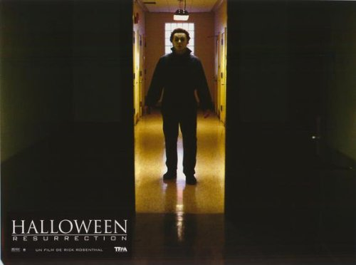 Halloween: Resurrection Plakat Movie Poster (11 x 14 Inches - 28cm x 36cm) (2002) French
