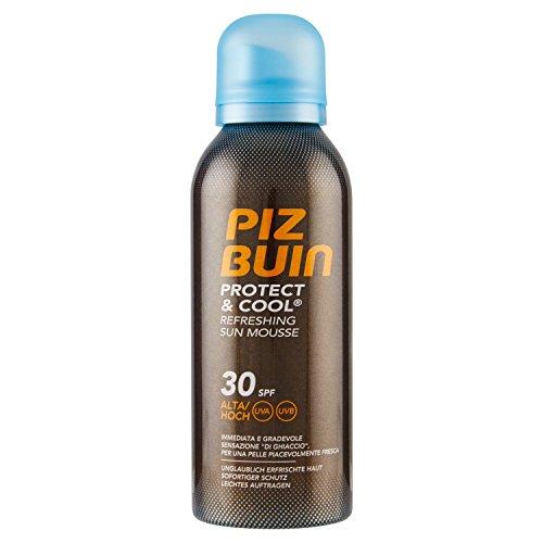 Piz Buin Protect & Cool Refreshing Sun Mousse - Espuma