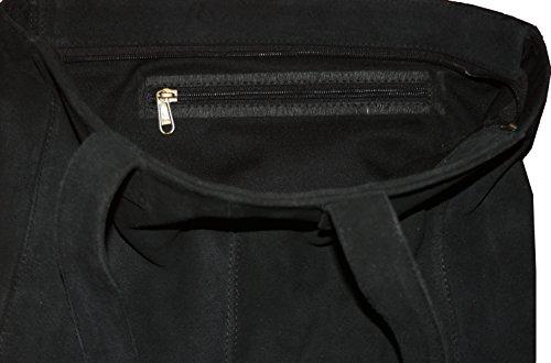 Indimoide - Sacchetto donna Black