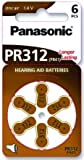 Panasonic Hörgerätebatterien PR312 (10 Blister...