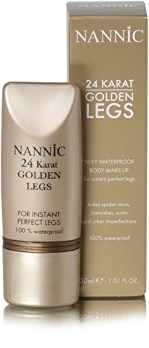 Golden Legs - Bein- und Körper-Make-Up (30 ml) Dark Bronze