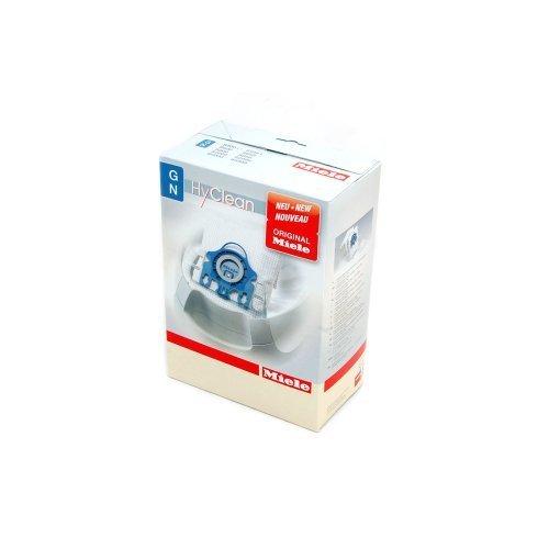 Auténtica MIELE S5281 S5411 GN HyClean bolsas de recambio para aspiradoras x , 4 sistema de frío y...