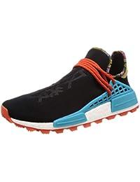 new concept 565fc 23730 adidas Pharrell Williams Solar Human NMD EE7582 Nero Scarpe da Uomo Sneaker  Taglia  EU 45