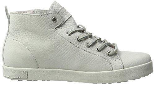 Blackstone Damen Nl36 High-Top Weiß (white)