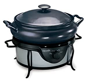 Crock-Pot Sauté Traditional Slow Cooker - 4.7 Litre