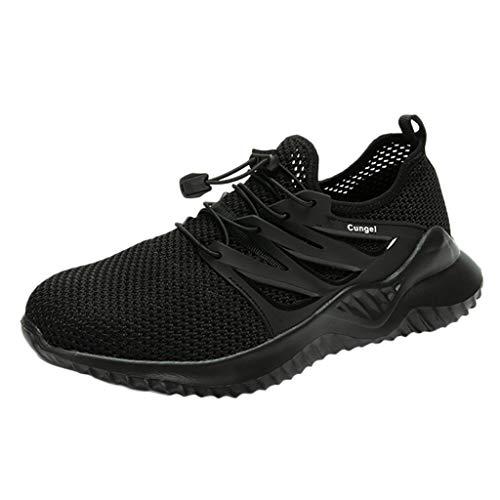 SOMESUN - Scarpe Casual da Passeggio Moda Sneaker Antiscivolo da Ginnastica Sportiva da Corsa All'Aperto Scarpe Traspiranti, Scarpe Traspiranti Uomo Scarpe da Ginnastica Corsa Scarpe Sneaker