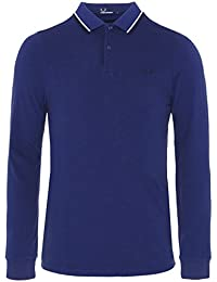 Fred Perry Manches longues Twin Tipped Polo Shirt Du Pacifique