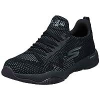 Skechers Go Run Tr, Men's Road Running Shoes, Black, 9.5 UK (44 EU)