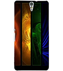 SONY XPERIA C5 PATTERN Back Cover by PRINTSWAG