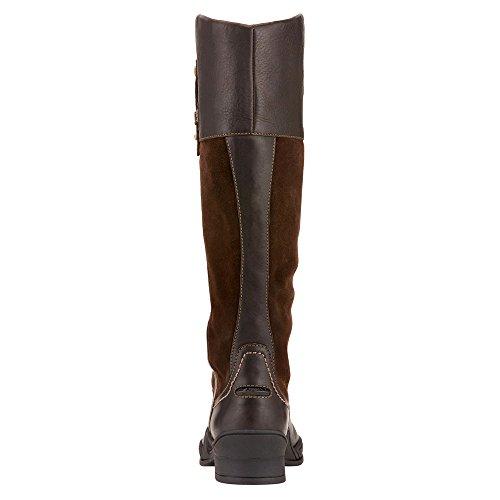 Ariat Stivali da equitazione Lakeland impermeabile, Unisex, ebano, 6,5 (40) Ebano