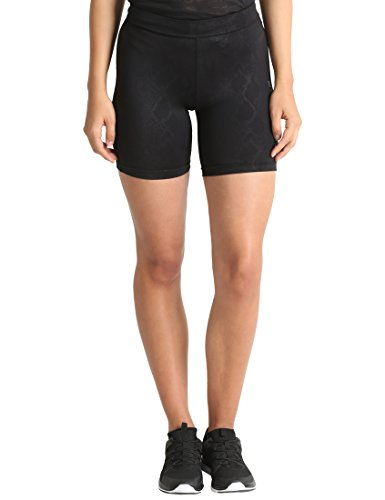 Ultrasport Endurance Damen Printed Leggings Dumfries, kurz, Schwarz, 42 Preisvergleich