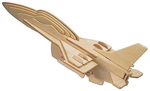 F 16 Falcon QUAY Kit de construction en bois
