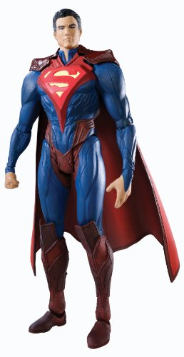 DC Comics - Eroi DC - Action Figure di Superman, versione Unlimited Injustice, 6""