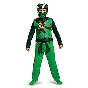 Lego Ninjago Jumpsuit Kids Costume Bambino 0039897980935 LEGO