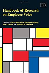 Handbook of Research on Employee Voice (Research Handbooks in Business and Management Series)