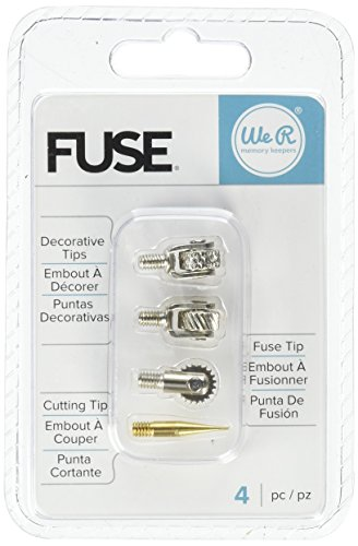 Fuß Valet (We R Memory Keepers - Fuse Tips (4 Pack))