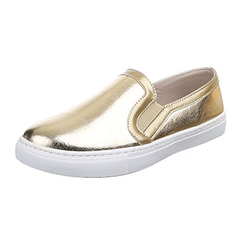 Ital-Design , chaussons d'intérieur femme Doré