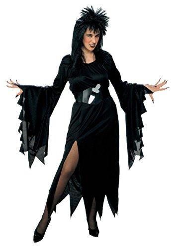 WIDMANN–cs99513–Kostüm Elvira Größe ()