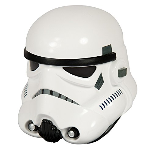 Sherwood Media - Cascos de Star Wars, 03 Stormtrooper, 5 x 6 cm
