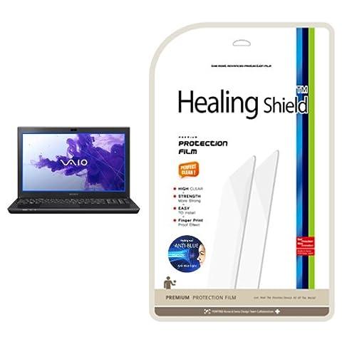 Heilung Shield ab Eye Schutz Funktions LCD Displayschutzfolie für Sony Vaio SVS 15 (15 Macbook Pro Mit Retina Display Test)